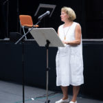 Preisverleihung 2018: Anke Kies. Foto: Hufner