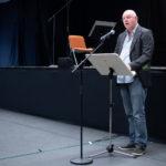 Preisverleihung 2018: Stefan Fricke. Foto: Hufner