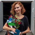 Preisverleihung 2018: Leonie Reineke. Foto: Hufner
