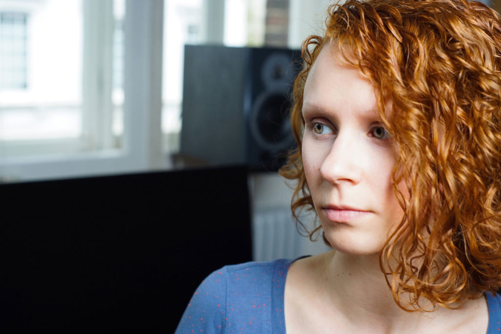 Leonie Reineke. Foto: © Rebecca ter Braak