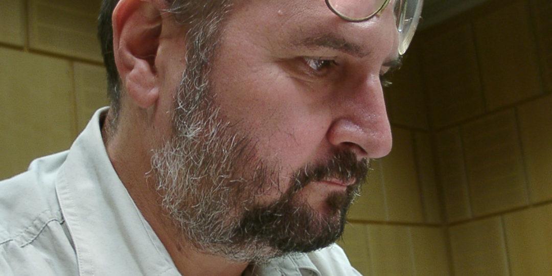 Reinhard Schulz bei taktlos. Foto: Hufner
